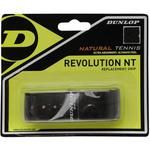 Dunlop Revolution Natural Tennis Replacement Grip - Black