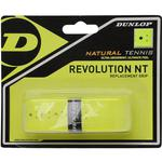 Dunlop Revolution Natural Tennis Replacement Grip - Yellow