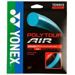 Yonex PolyTour Air 125 Tennis String Set - Sky Blue