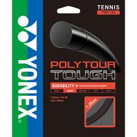 Yonex PolyTour Tough Tennis String Set - Black