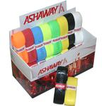 Ashaway Super Grip: Assorted Pack of 24 PU Grips