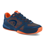 Head Mens Revolt Indoor Shoes - Blue/Neo Orange