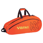 Volkl Team Combi 6 Racket Bag - Red/Yellow