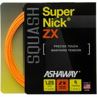 Ashaway SuperNick ZX Squash String Set - Orange