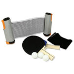 Ping-Pong Anywhere Table Tennis Set