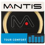 Mantis Tour Comfort 16 (1.30mm) Tennis String Set - Amber