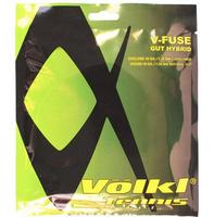 Volkl V-Fuse Hybrid Tennis String Set - Natural