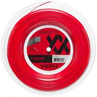 Volkl V-Square 200m Tennis String Reel - Red