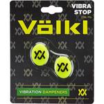 Volkl Vibra Stop (2 Pack) - Neon Yellow/Black