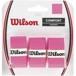 Wilson Pro Overgrips (Pack of 3) - Pink