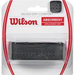 Wilson Micro-Dry Comfort Replacement Grip - Black