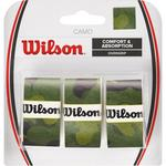 Wilson Pro Overgrips (Pack of 3) - Green Camo