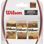 Wilson Pro Overgrips (Pack of 3) - Camo Sand