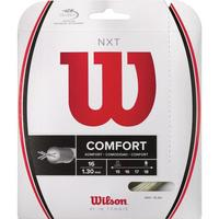 Wilson NXT 16 Tennis String Set - Natural