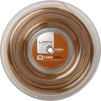 Luxilon Element Rough 200m Tennis String Reel - Bronze