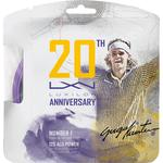 Luxilon Alu Power 20th Anniversary Tennis String Set - Purple