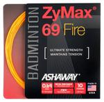 Ashaway Zymax 69 Fire Badminton String Set - Choose Colour