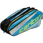 Carlton Kinesis Tour 6R Bag - Blue/Silver