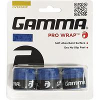 Gamma Pro Wrap Overgrips (Pack of 3) - Blue