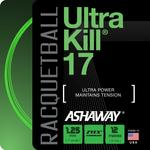 Ashaway Ultrakill 17 Racketball String Set - Green