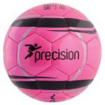 Vortex Football - Fluo Pink/Black (size 5)