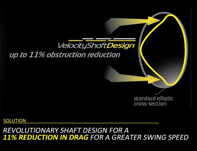 Image result for velocity shaft design tennis